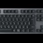 Logicoolからメカニカルキーボード「K840」が出てた