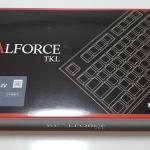 Realforce R2 テンキーレス静音モデル(R2TLS-JPV-IV)を購入したのでレビューする