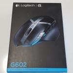 LogicoolG602 多ボタンワイヤレスマウス買ってみた